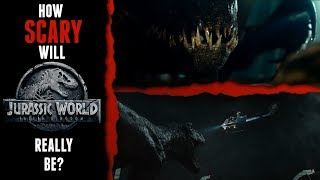 Download How Scary Will Jurassic World: Fallen Kingdom REALLY Be? - With Jacob & Alastair From DangerVille Video