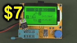 Download EEVblog #1020 - Is A $7 LCR / Component Tester Any Good? Video