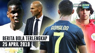 Download Pogba Tingggalkan Mu 🔥 Zidane Minta Buang Tiga Pemain Ini 🤔 Ronaldo Minta JUVE Gaet Joao Felix Video