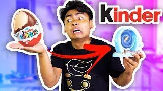 Download KINDER EGG SURPRISE TOY MAKER?! (Bizarre) Video