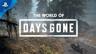 Download The World of Days Gone   PS4 Video