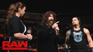 Download Roman Reigns demands payback against Rusev: Raw, Sept. 19, 2016 Video