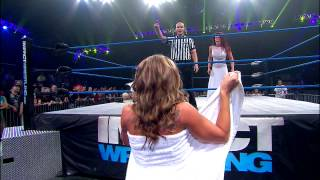 Download The Knockouts Evening Gown Match Madison Rayne vs. Angelina Love Video