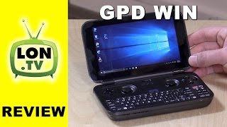 Download GPD WIN Review - Portable Handheld Windows PC - Gaming, Game Streaming, Emulators Video