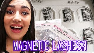 Download I Tried Magnetic Eyelashes Video