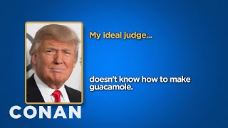 Download Celebrity Survey: Donald Trump, Kanye West Edition - CONAN on TBS Video