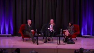 Download Derren Brown and Nina Conti in Conversation Video