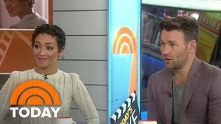 Download 'Loving' Stars Ruth Negga, Joel Edgerton On Film About Landmark Case | TODAY Video