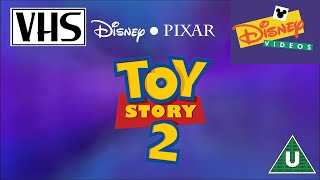 Download Opening to Toy Story 2 UK VHS (2000) Video