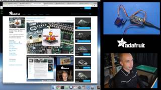 Download CircuitPython Driver Updates & Install with Tony D! Video