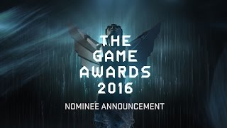 Download The Game Awards 2016 Nominee Announcement! Video