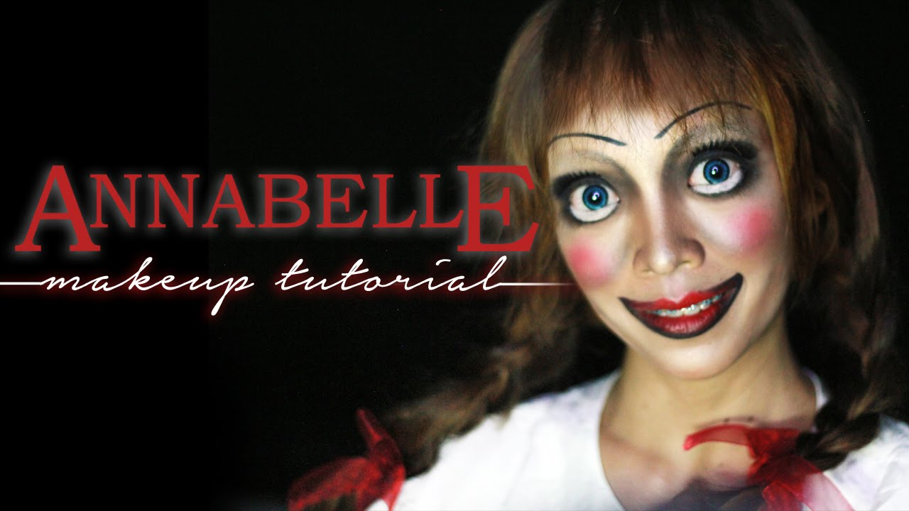 Stream annabelle doll makeup tutorial halloween series 637080 annabelle doll makeup tutorial halloween series baditri Image collections