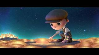 Download Pixar Short ″La Luna″ - Shooting Star Clip Video