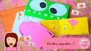 Download CARTAS ORIGINALES - EXPRESS Y LINDAS :::...♡ ♡ ♡ Video