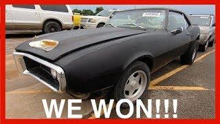 Download We Won!!! BONUS Copart Walk Around + New Project Car! Video