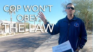 Download Cop Won't Uphold The Law Video