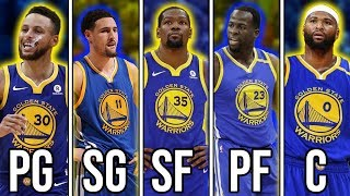 Download Ranking The 10 Best Starting 5's In The NBA Today Video