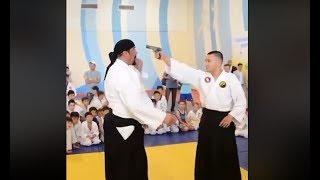 Download Steven Seagal Aikido One Of The Best Aikido Demonstration To Self Defense Video