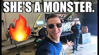 Download Pro Charged Z06 Dyno Numbers REVEALED!!! How Much Can She Make... Video