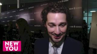 Download Man Down Premier Shia LaBeouf Video