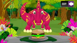 Download 🚒🚌Dinosaur Name Puzzles for Kids Play and Fun 🐑 🐂 Dinosaur Name Learning Games for Kids to Play Video