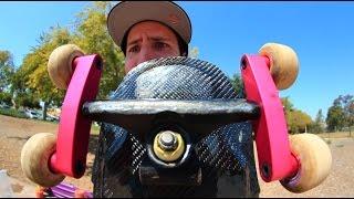 Download CRAZY TANDEM TRUCK SKATEBOARD! Video