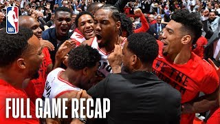 Download 76ERS vs RAPTORS | JAW-DROPPING End to Series Finale! | Game 7 Video