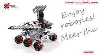 Download Meet the Spirit EV3 robot! Video