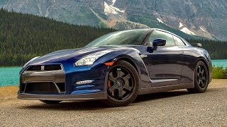 Download Absolute Alberta! 2015 Nissan GT-R Black Edition Flies Thru Canadian Rockies! - Epic Drives Ep. 30 Video