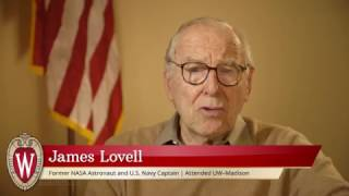 Download Winter Commencement Speaker 2016: James Lovell Video