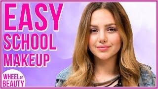 Download NathalieParis's School Makeup Challenge! Wheel Of Beauty! Video