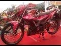 Download Honda Sonic 150 Modifikasi Ringan Thailook Style Velg Jari Jari Video