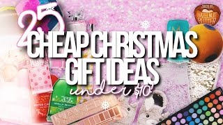 Download 25 CHEAP CHRISTMAS GIFT IDEAS UNDER $10! // Christmas Wishlist 2016 Video