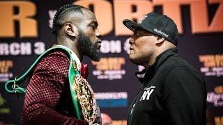 Download Wilder vs. Ortiz: Press Conference | SHOWTIME CHAMPIONSHIP BOXING Video