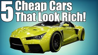 Download 5 Cheap Cars That Make You Look Rich! Video