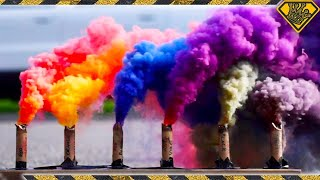 Download How To Make COLORED Smoke Video