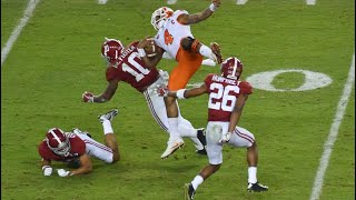 Download College Football Insane Airborne Hits || ᴴᴰ Video