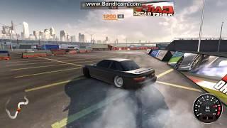 Download CAR X DRİFT RACİNG (PC) S13 GARAGE DRİFT-FULL COMBO-LOGİTECH G27-BEST SCORE Video