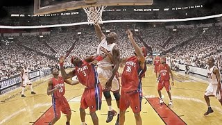 Download Shaquille O'Neal: Top 10 Dunks as a Miami Heat Video