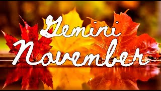 "Download GEMINI ""You want the life of your dreams but…"" November 2019 Tarot Reading Video"