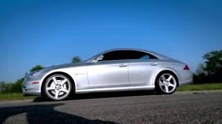 Download CLS 55 AMG Montage Film Art on Wheels Mercedes-Benz Dedication Video