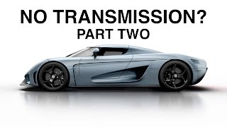 Download I Was Wrong - Why The Koenigsegg Regera Has No Transmission Video