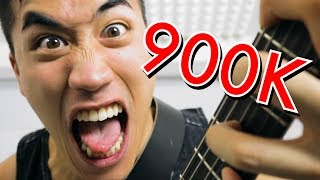 Download 900,000 SUBSCRIBER METAL SONG Video