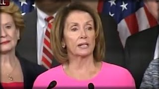 Download NUTTY NANCY PELOSI JUST CAME OUT & SAID THE 1 THING THAT OBAMA DIDN'T WANT HER TO SAY! Video