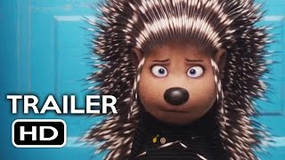 Download Sing Official Trailer #3 (2016) Matthew McConaughey, Scarlett Johansson Animated Movie HD Video