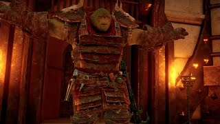 Download Middle-earth: Shadow of War — Machine Tribe Trailer Video