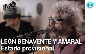 Download León Benavente y Amaral cantan ″Estado provisional″ | Un país para escucharlo | La 2 Video