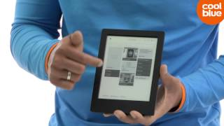 Download Kobo Aura H2O E-reader Productvideo (NL/BE) Video