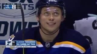 Download НХЛ 16-17 Хет-Трик Тарасенко (11,12,13) шайбы 01.12.16 Video