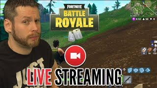 Download Fortnite Live! SEARCHING FOR NEW SQUAD MEMBERS! Video